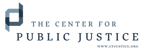 Center for Public Justice logo
